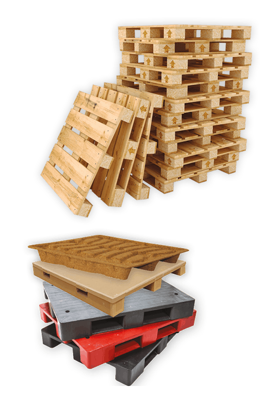 plastic pallets benefits of using eco pallets