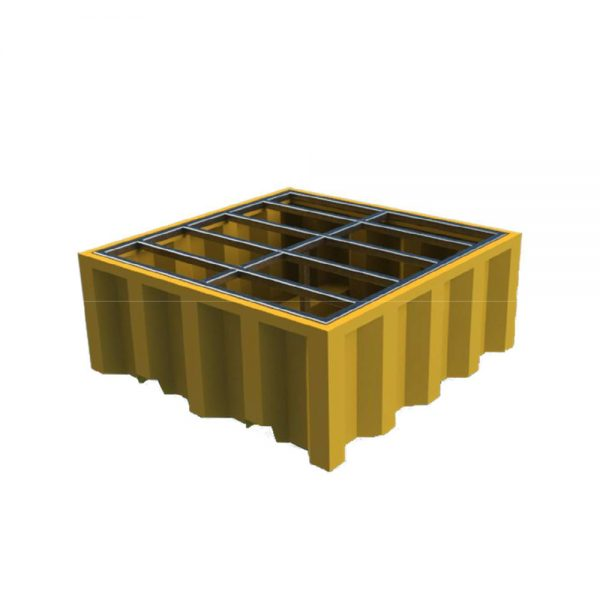 Eco IBC Bunded Pallet by Eco Pallets